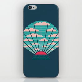 The Birth of Day iPhone Skin