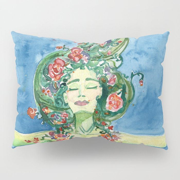 Mother Nature Pillow Sham