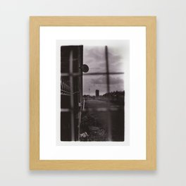 This Town Collection Framed Art Print