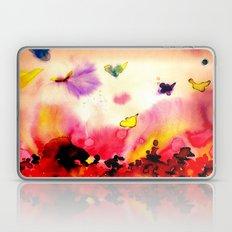 butterfly dreams Laptop & iPad Skin