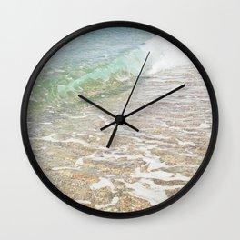 Rolling In Wall Clock