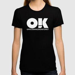 OK plakat - Det beste kontoret T-shirt