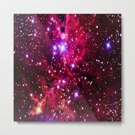 Colorful Of Nebula Metal Print