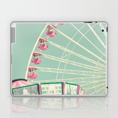 Pink and mint nursery composition Laptop & iPad Skin