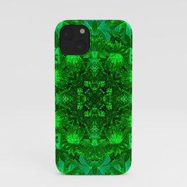 Archangel Raphael Healing Mandala iPhone Case