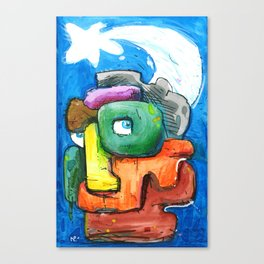 Inner Magic Canvas Print