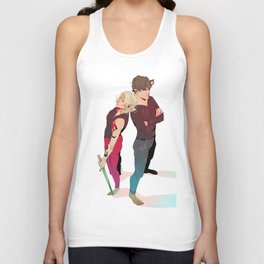 Dynamic Duo Unisex Tank Top