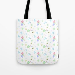 Cubic birthday Tote Bag