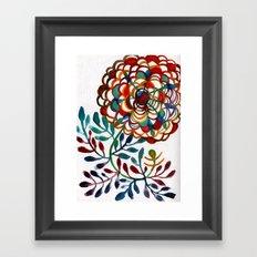 Gillian Framed Art Print