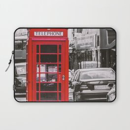 Phony in Red Laptop Sleeve