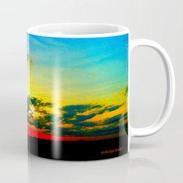 Curdled Clouds Coffee Mug