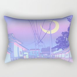 Kyoto Nights Rectangular Pillow