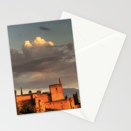 Vigia del ocaso Stationery Cards
