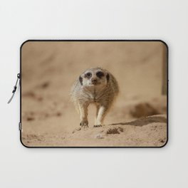 Little cheeky meerkat Laptop Sleeve