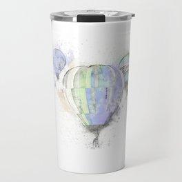 Hot Air Balloons #4 Travel Mug