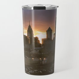 philly #views Travel Mug