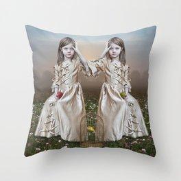 New Autumn Throw Pillow