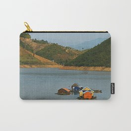 Living on the river Carry-All Pouch