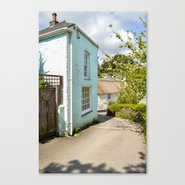 Pandora Inn - From Creekside Cottage Canvas Print