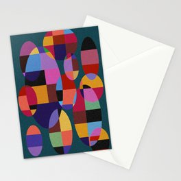 Abstract #92 Stationery Cards