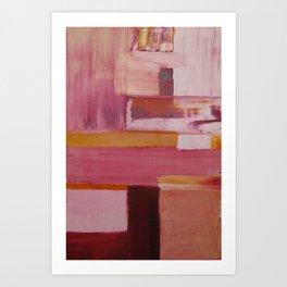 Blush 2011 Art Print