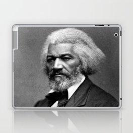 Frederick Douglass Portrait Laptop & iPad Skin