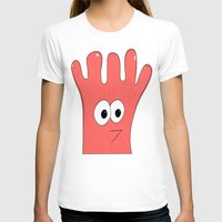 greg guillemin T-shirts featuring Monster Greg by Chelsea Herrick