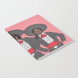The Three Amigos Notebook