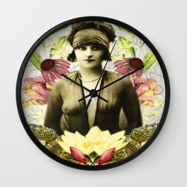 Annabelle Wall Clock