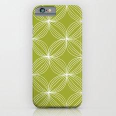 Star Pods - Green Slim Case iPhone 6s