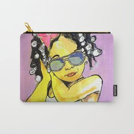 fash·ion·is·ta Queen Carry-All Pouch