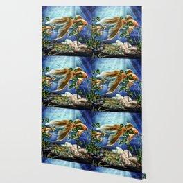 Goldfisch Amando Wallpaper