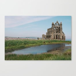 Cathedral Ruins Canvas Print