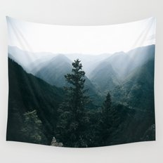 Oregon Wilderness Wall Tapestry