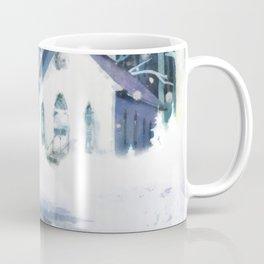 December Woodland Coffee Mug