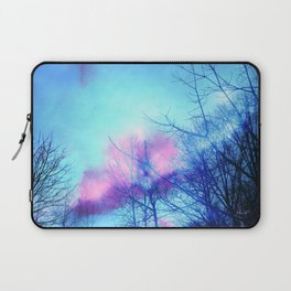 Listening to the Wind Laptop Sleeve