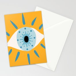 Mesmerized by the Eye Stationery Cards