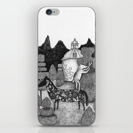 The Gardner iPhone Skin