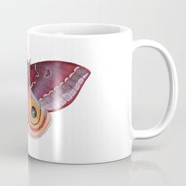 Io Moth Coffee Mug
