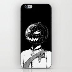 Sir Halloween iPhone & iPod Skin