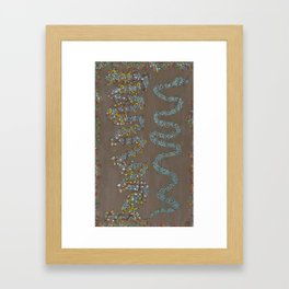 """Femella & Masculus"" by ICA PAVON Framed Art Print"