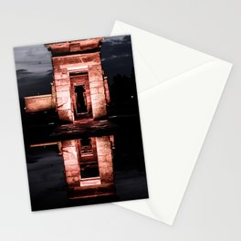 Debod//Noches Stationery Cards