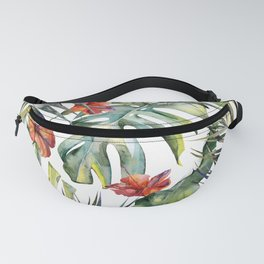 TROPICAL GARDEN 5 Fanny Pack