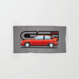 Opel Kadett GSI / Vauxhall Astra / Chevrolet Kadett Hand & Bath Towel