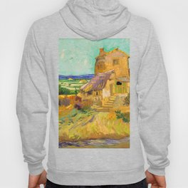 Van Gogh The Old Mill Hoody