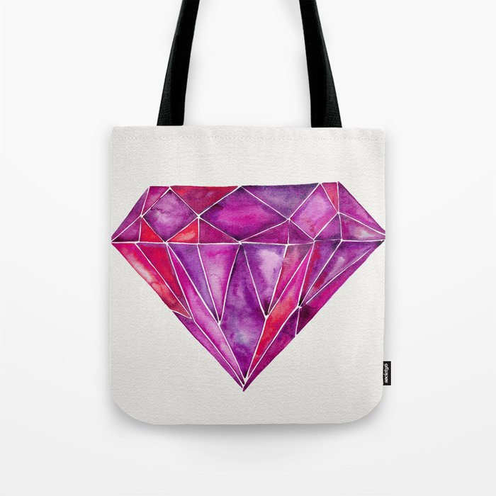 Rhodolite Tote Bag