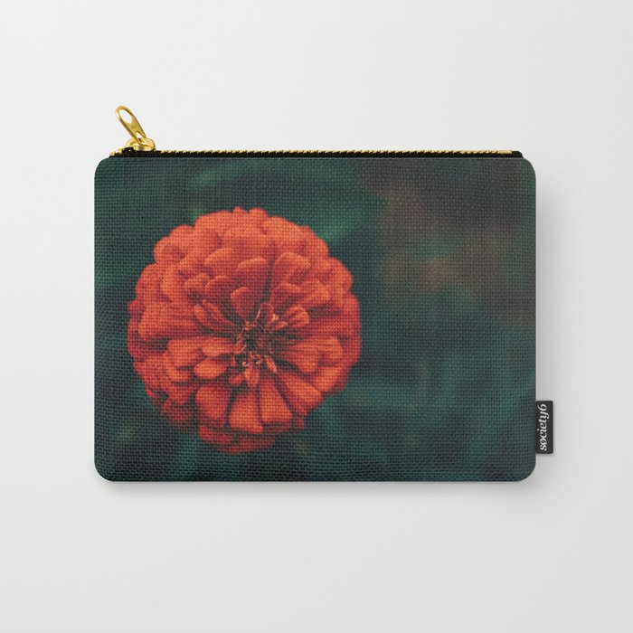 Divine Floral Carry-All Pouch