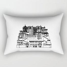 Potala Palace Rectangular Pillow
