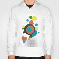 bubbles Hoodies featuring bubbles by Heinz Aimer