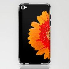 ORANGE GREETING iPhone & iPod Skin